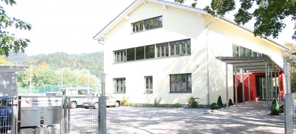 Die SBFV-Geschäftsstelle